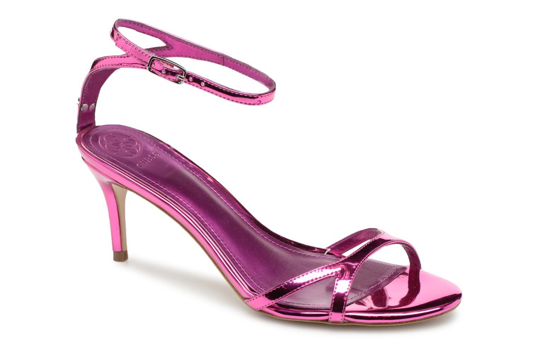Nuevos zapatos para hombres y mujeres, descuento por tiempo limitado Guess NYALA (Rosa) - Sandalias en Más cómodo