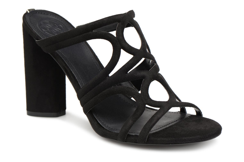 Zapatos promocionales Guess ANTONYA2 (Negro) - Zuecos   Los últimos zapatos de descuento para hombres y mujeres