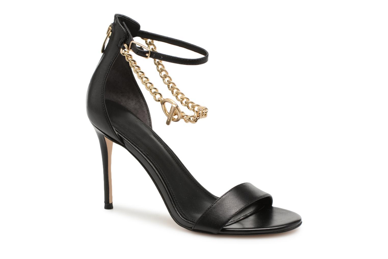 Zapatos promocionales Guess KONCETA (Negro) - Sandalias   Los zapatos más populares para hombres y mujeres