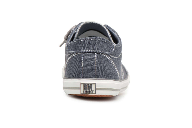 Baskets I Love Shoes Surilo Bleu vue droite