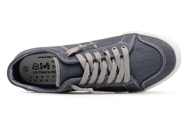 Baskets I Love Shoes Surilo Bleu vue gauche