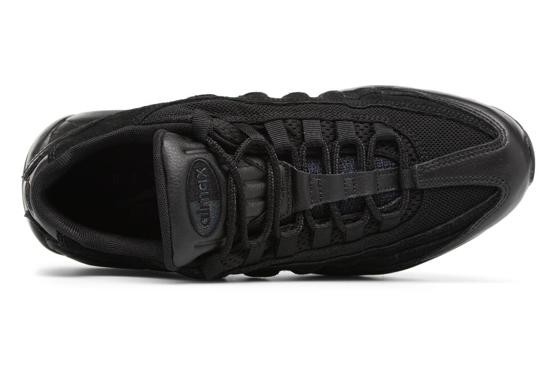 Sneaker Nike Nike Air Max 95 Prm schwarz ansicht von links