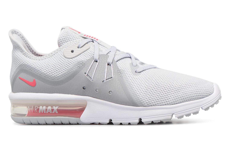 Chaussures de sport Nike Wmns Nike Air Max Sequent 3 Gris vue derrière