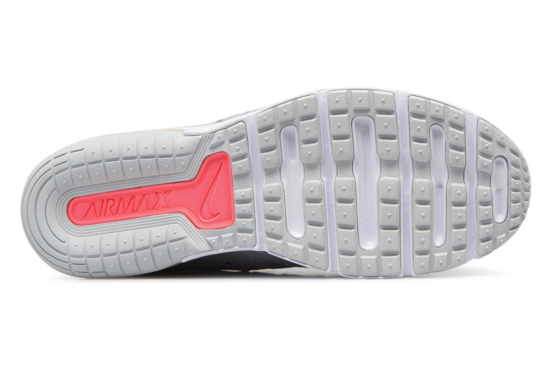 Chaussures de sport Nike Wmns Nike Air Max Sequent 3 Gris vue haut