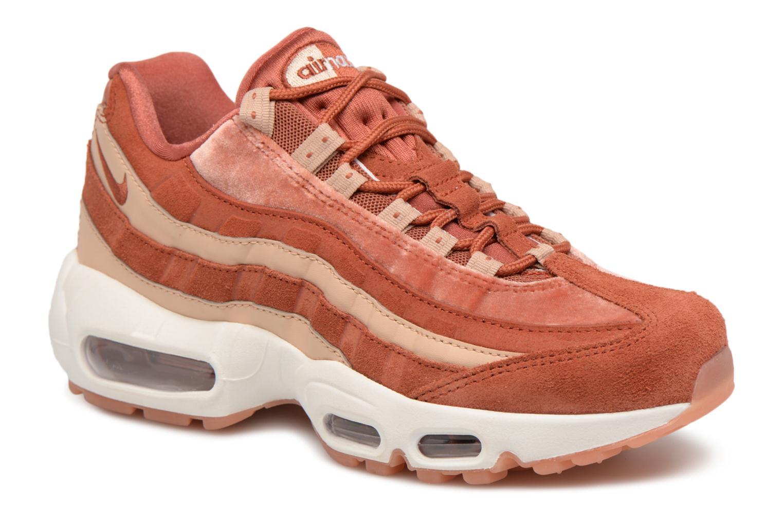 Zapatos promocionales Nike Wmns Air Max 95 Lx (Naranja) - Deportivas   Los zapatos más populares para hombres y mujeres