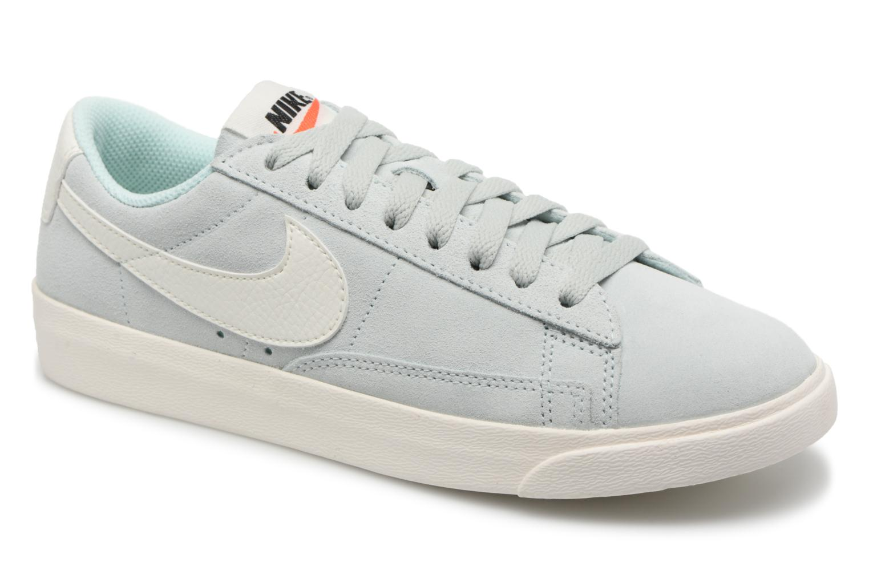 Zapatos promocionales Nike W Blazer Low Sd (Azul) - Deportivas   Gran descuento