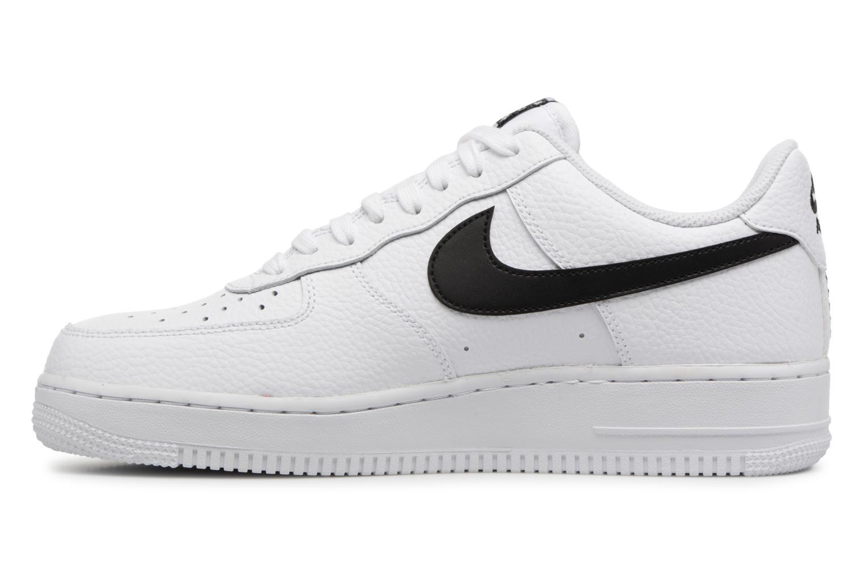 Sneaker Nike Air Force 1 '07 weiß ansicht von vorne