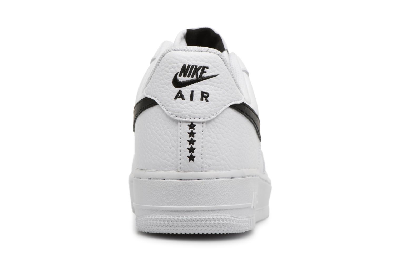 Sneaker Nike Air Force 1 '07 weiß ansicht von rechts