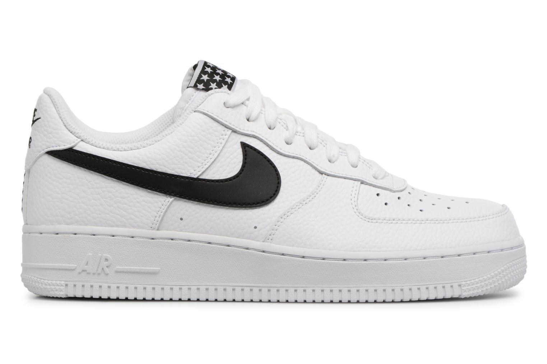 Sneaker Nike Air Force 1 '07 weiß ansicht von hinten