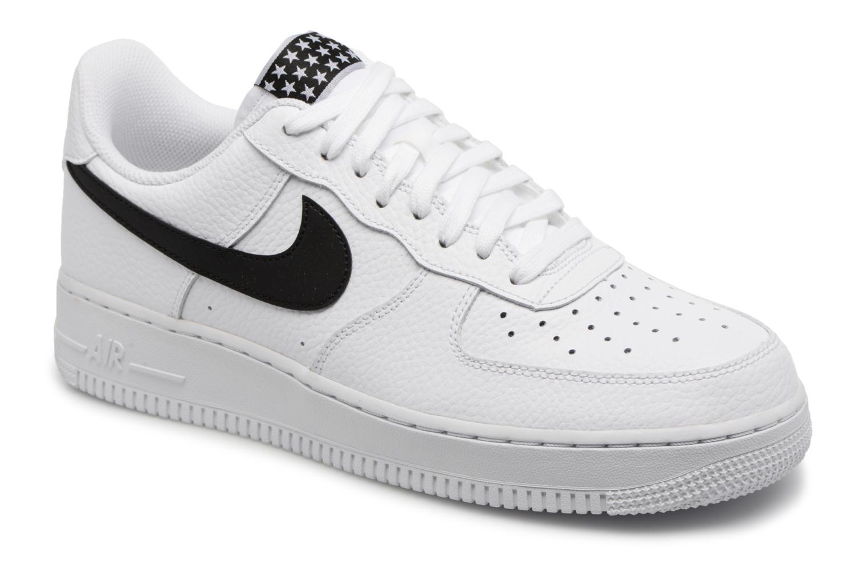 Sneaker Nike Air Force 1 '07 weiß detaillierte ansicht/modell