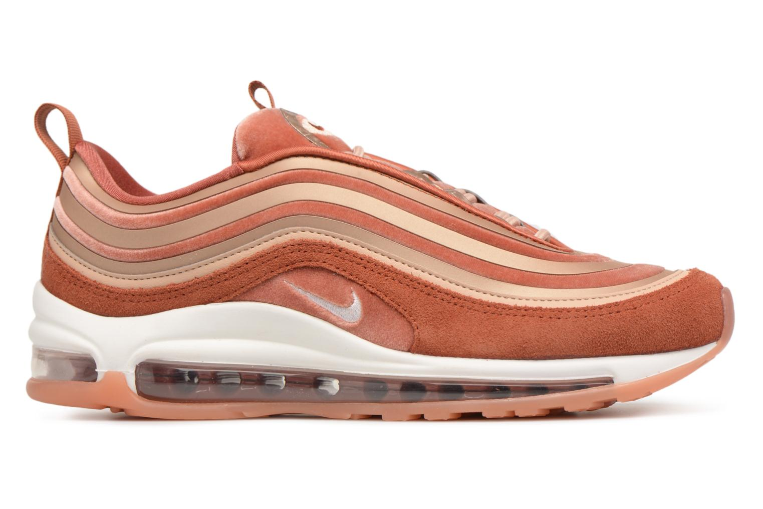 Baskets Nike W Air Max 97 Ul '17 Lx Orange vue derrière