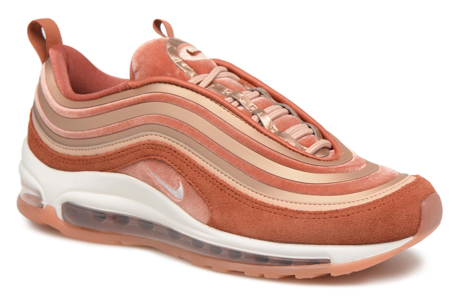 Baskets Nike W Air Max 97 Ul '17 Lx Orange vue détail/paire
