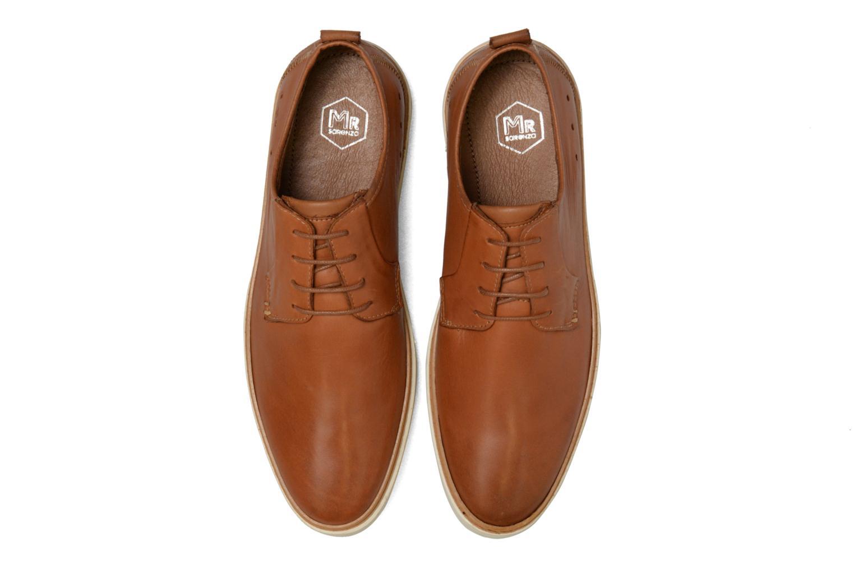 Chaussures à lacets Mr SARENZA Suriva Marron vue portées chaussures