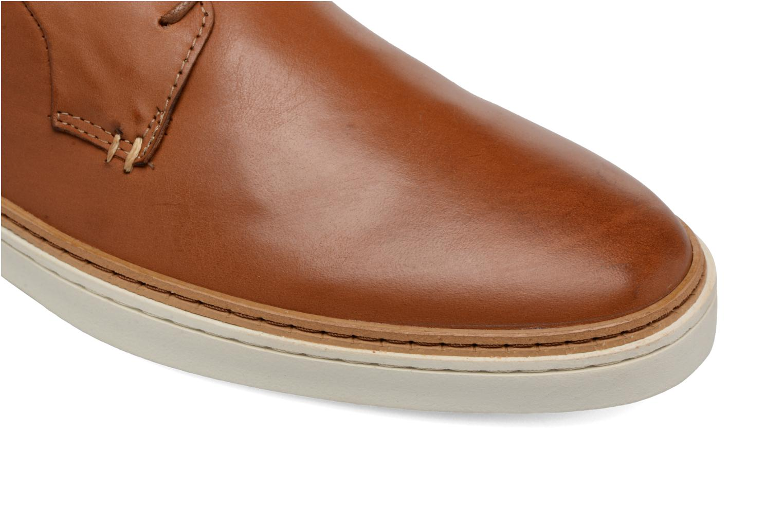 Chaussures à lacets Mr SARENZA Suriva Marron vue gauche