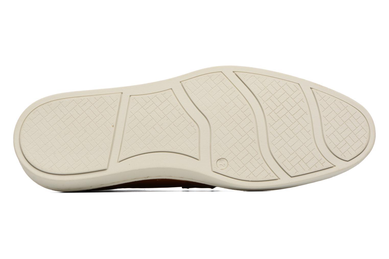 Chaussures à lacets Mr SARENZA Suriva Marron vue haut