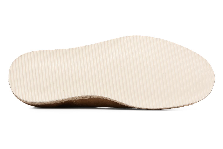 Chaussures à lacets Mr SARENZA Scorda Marron vue haut