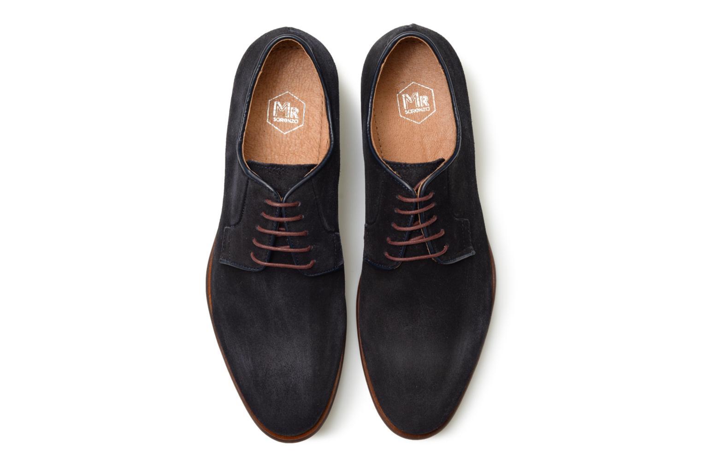 Chaussures à lacets Mr SARENZA Slanova Marron vue portées chaussures