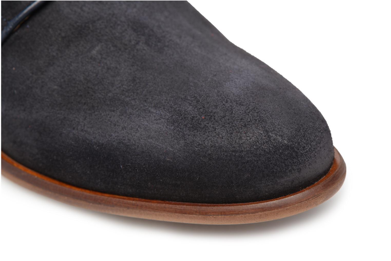 Chaussures à lacets Mr SARENZA Slanova Marron vue gauche