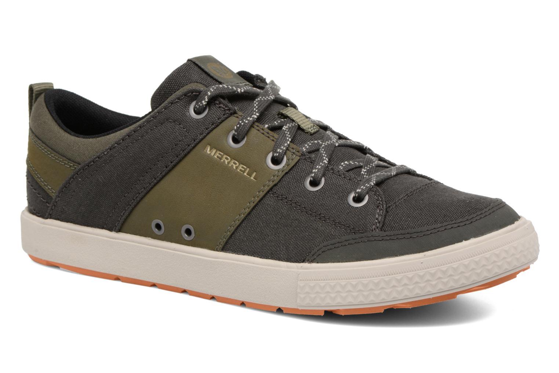Merrell Rant Discovery Lace Canvas (Gris) - Chaussures de sport chez Sarenza (318958)
