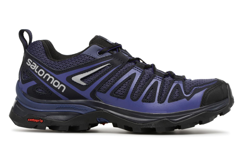 Chaussures de sport Salomon X Ultra 3 Prime W Bleu vue derrière