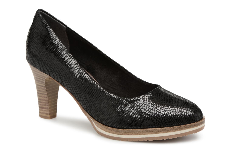 Casual salvaje Tamaris Nigelle (Negro) - Zapatos de tacón en Más cómodo
