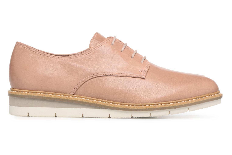 Chaussures à lacets Tamaris Absinthe Beige vue derrière