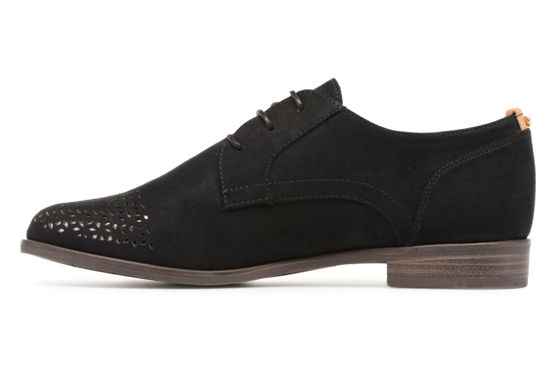 Chaussures à lacets Tamaris Romarin Noir vue face