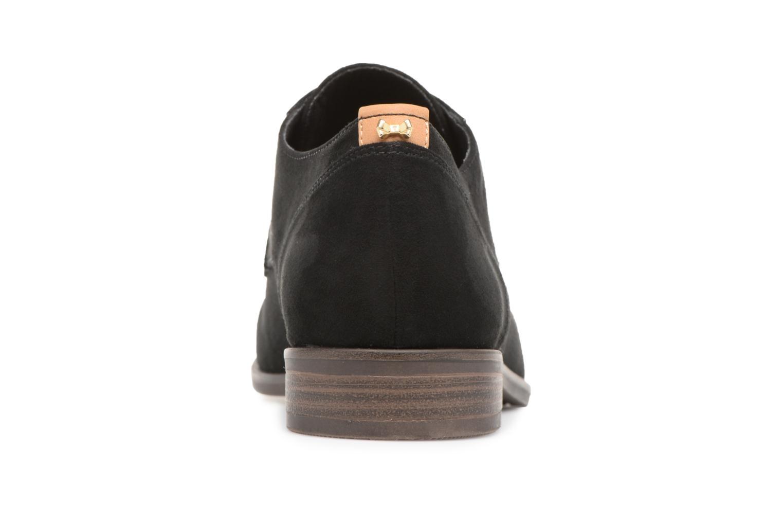 Chaussures à lacets Tamaris Romarin Noir vue droite