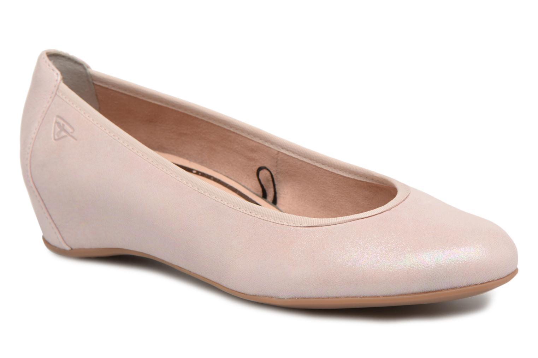 Zapatos promocionales Tamaris Curry (Rosa) - Bailarinas   Venta de liquidación de temporada