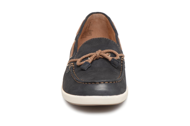 Chaussures à lacets Tamaris Kili Bleu vue portées chaussures