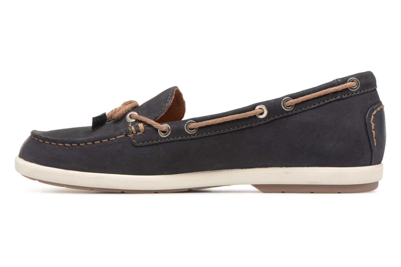 Chaussures à lacets Tamaris Kili Bleu vue face