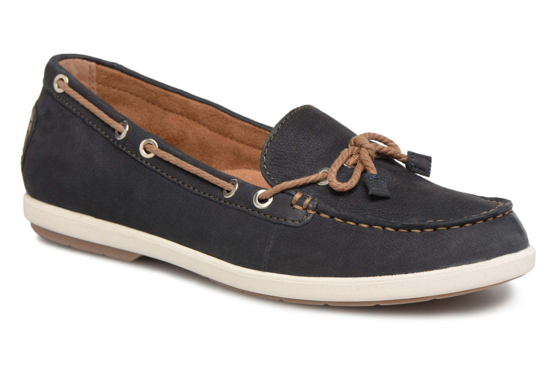 Chaussures à lacets Tamaris Kili Bleu vue détail/paire