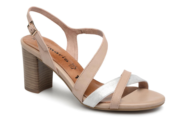 Zapatos promocionales Tamaris Gaïac (Beige) - Sandalias   Gran descuento
