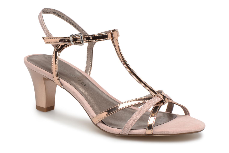 Tamaris Sarriette (Rose) - Sandales et nu-pieds chez Sarenza (319100)