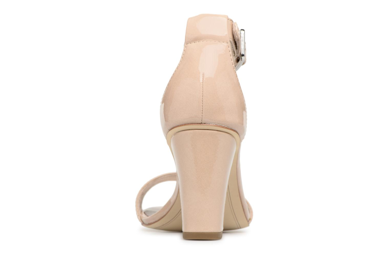 Sandales et nu-pieds Tamaris Alliaire Beige vue droite