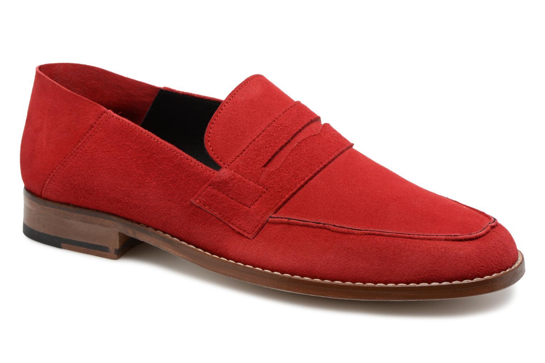 Zapatos promocionales Valentine Gauthier Fender (Rojo) - Mocasines   Zapatos casuales salvajes