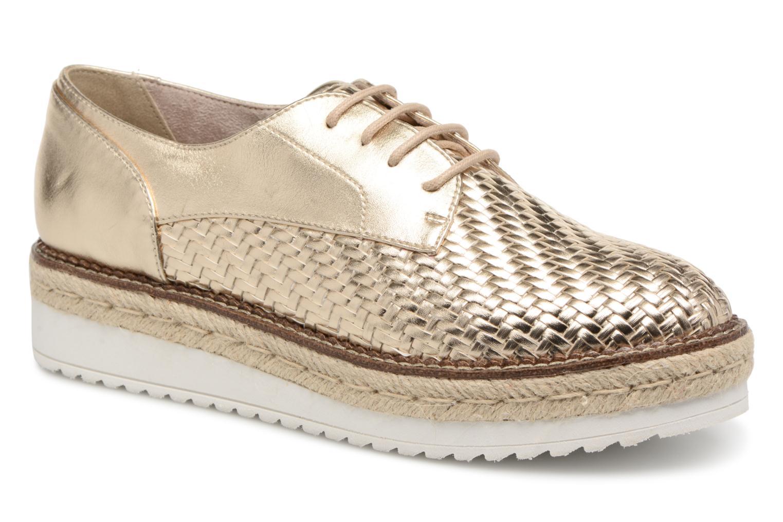 Lacet De Chaussure Tamaris En Bronze clWt1v1
