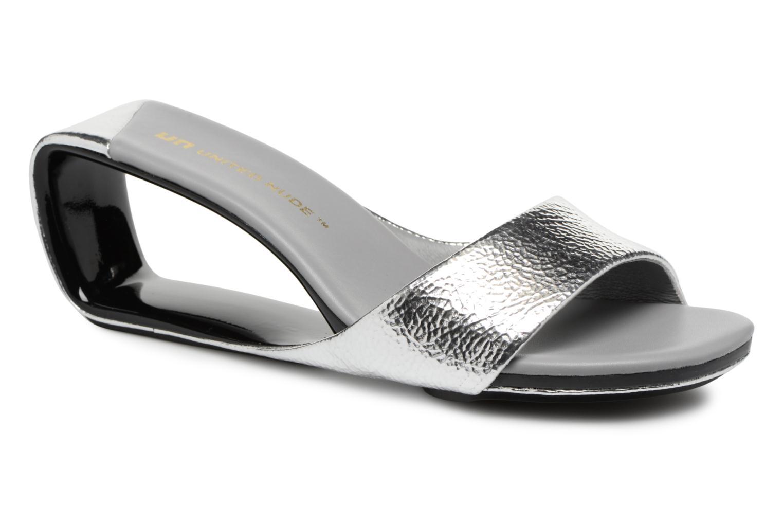 Grandes descuentos últimos zapatos United Nude Mobius (Plateado) - Zuecos Descuento