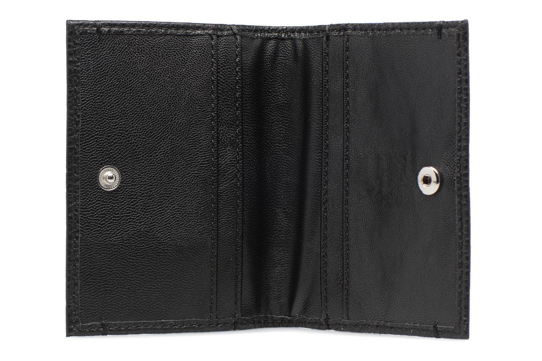 Petite Maroquinerie Rebecca Minkoff REGAN CARD CASE Noir vue derrière