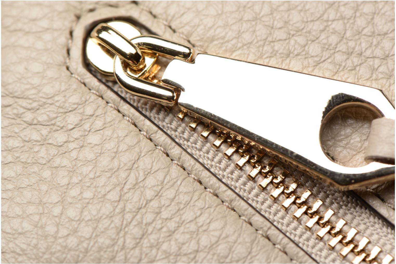 Handtaschen Rebecca Minkoff MOTO POUCH beige ansicht von links