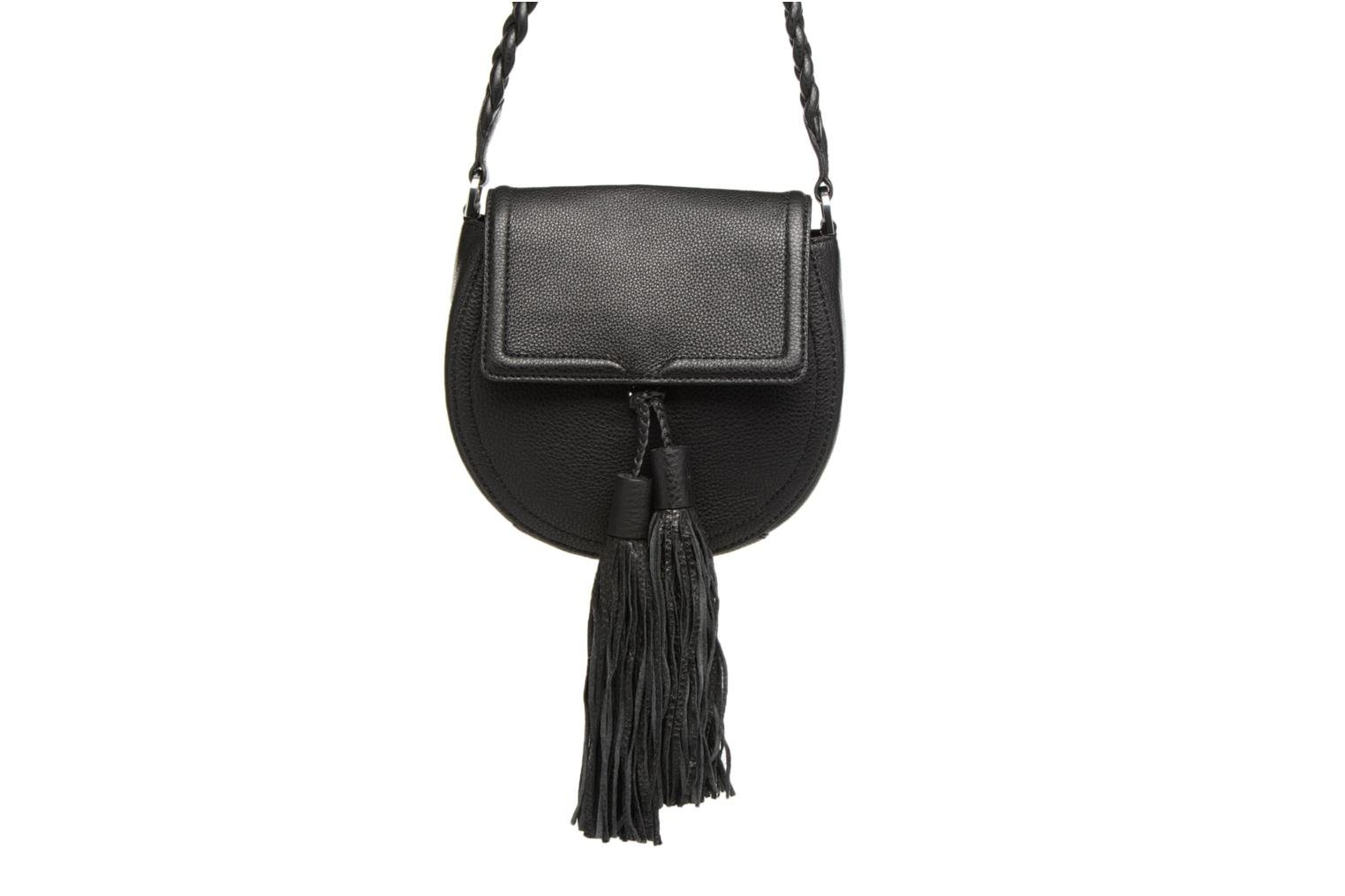 Sacs à main Rebecca Minkoff ISOBEL SADDLE BAG Noir vue détail/paire