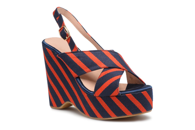 Los últimos zapatos de hombre y mujer Essentiel Antwerp Pesteban (Multicolor) - Sandalias en Más cómodo