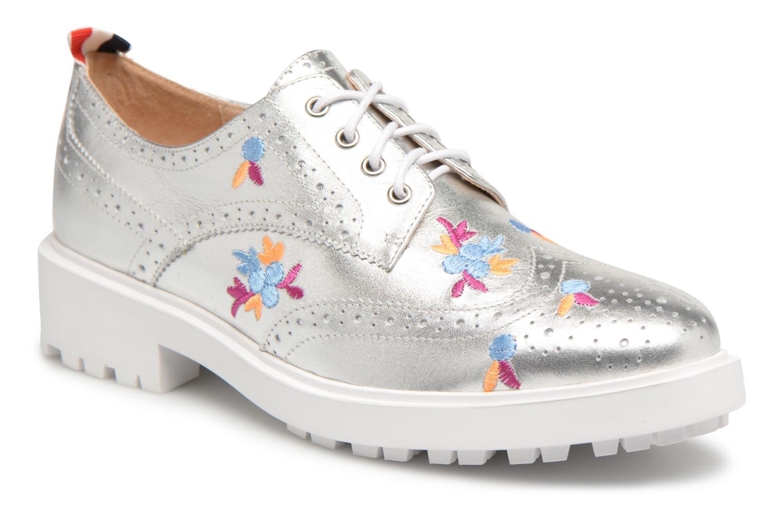 Gran descuento Essentiel Antwerp Panache (Plateado) - Zapatos con cordones en Más cómodo