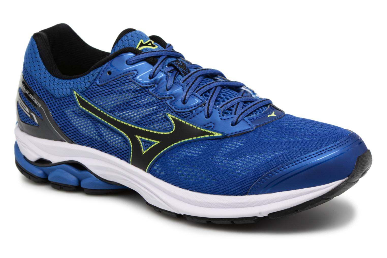 Mizuno Wave Rider 21 (Bleu) - Chaussures de sport chez Sarenza (319505)