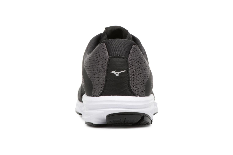Chaussures de sport Mizuno MIZUNO EZRUN Noir vue droite