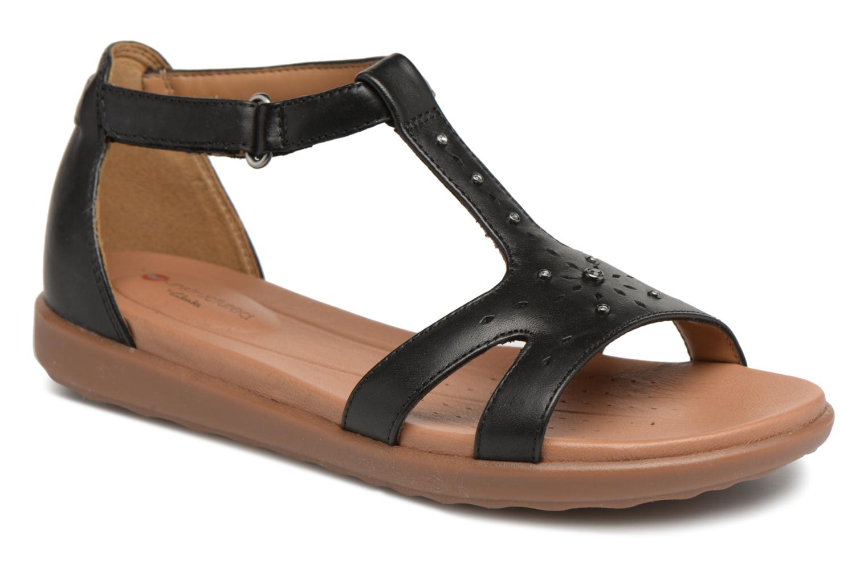 Sandalo CLARKS UN REISEL MARA Color Nero