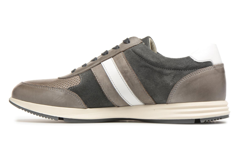 Sneakers Marvin&Co Doncaster Grijs voorkant