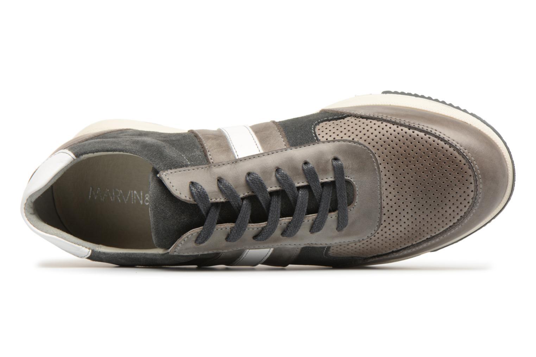 Sneakers Marvin&Co Doncaster Grijs links