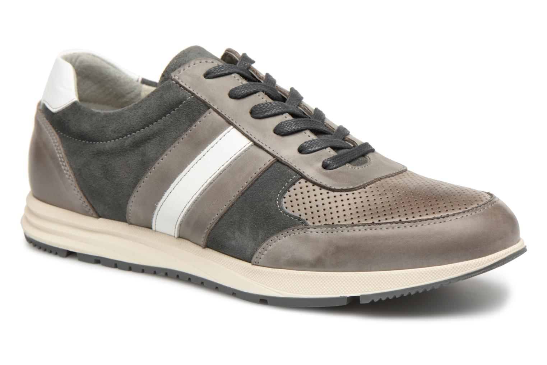 Sneakers Marvin&Co Doncaster Grijs detail