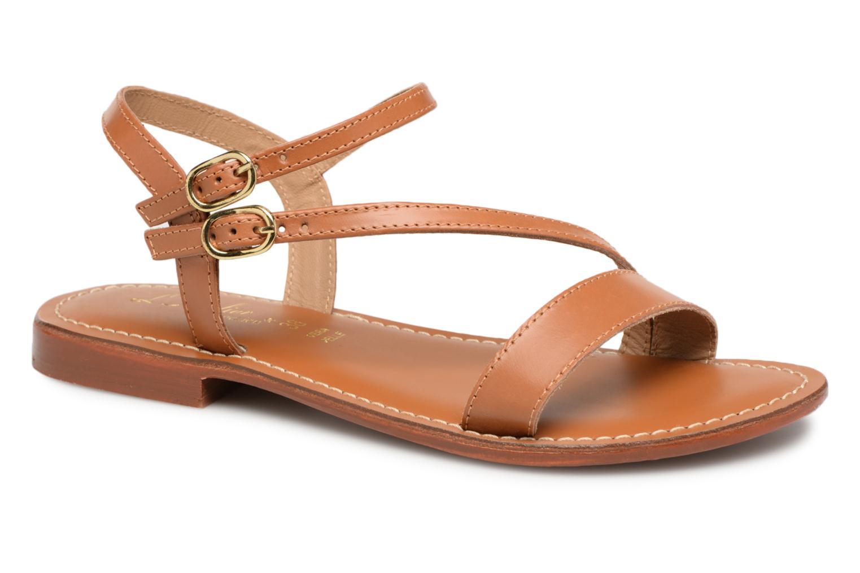 28350f30b69 Zapatos promocionales L'Atelier Tropézien Ines (Marrón) - Sandalias Casual  salvaje
